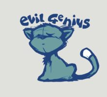 Evil Genius by looeez