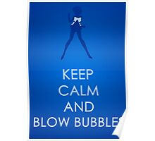 Keep Calm - Sailor Mercury Poster 2 Poster