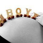 My little boy is coming. by EdwinaECC