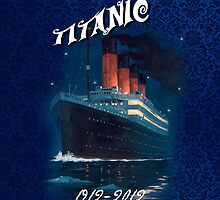 Titanic- 100 Years on by Margybear