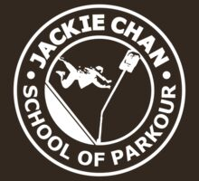 Jackie Chan School of Parkour (Dark Shirts) by oawan