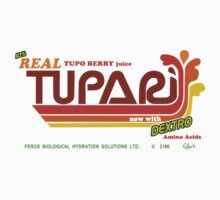 Tupari Logo Orange by efleck