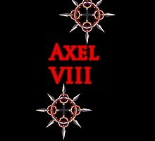 Axel VIII  by Brittany Westbrook