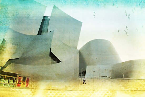 disney theatre LA by vinpez