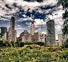 Moody Windy City by Adam Northam