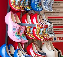 Wooden Shoes by phil decocco