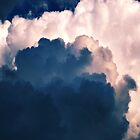 Puffy Storm Clouds by Konoko479
