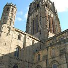 Central Tower, Durham Cathedral by Ross Sharp