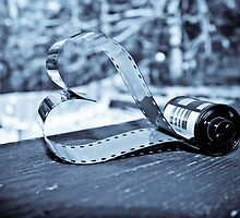 For the Love of Film by Damaris Schaefer