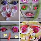Petal Play by Thea T