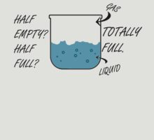 Half Empty or Half Full? by notjustclassic