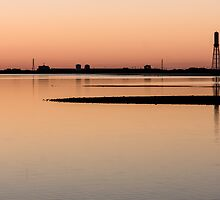 Lake Hefner by William Rottenburg