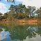 Schwenke&#x27;s Dam, Greenbushes, Western Australia #2 by Elaine Teague