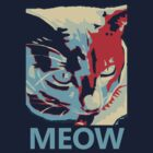Meow by Rob Goforth