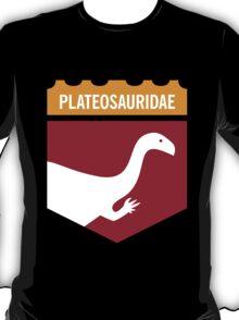 Dinosaur Family Crest: Plateosauridae T-Shirt