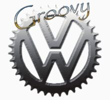 VW GEAR Groovy by thatstickerguy