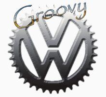 VW GEAR Groovy by thatstickerguy