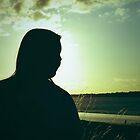 Female silhouette  by JudithBillinger