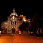 San Blas Cathedral - Cuenca, Ecuador by Paul Wolf
