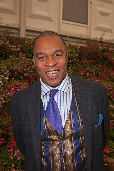 Wesley Kerr Former BBC Royal Correspondent by Keith Larby