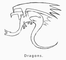 Dragons. by Aditon