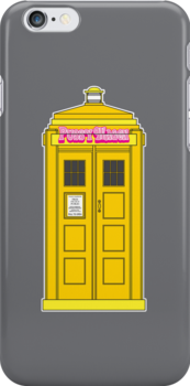 """The Bride has the phonebox..."" by SevenHundred"