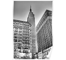 Empire State Poster