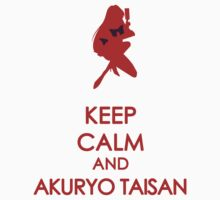Keep Calm Sailor Mars Clothing 2 Kids Clothes