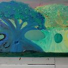 Trees of Life by Christeen Thornton