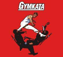 Gymkata by loogyhead