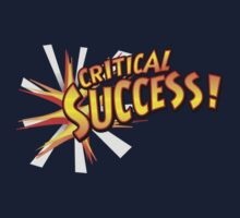 Critical Success by Rob Goforth