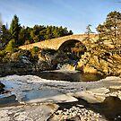 The Silver Bridge by jacqi