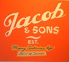 'Joseph' - Jacob & Sons by Sam Novak
