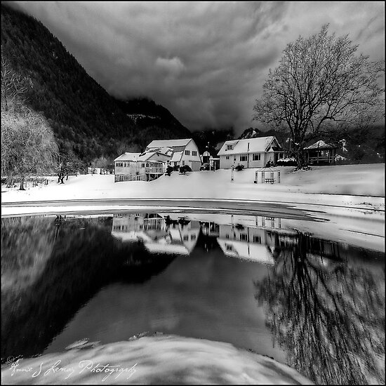 Winter's Edge by Annie Lemay  Photography