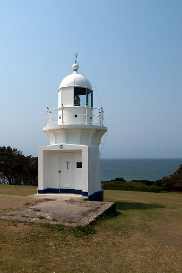 Richmond River Lighthouse by John Sharp