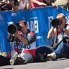 Photographing Photographers. Seated and Sighted. by John Sharp
