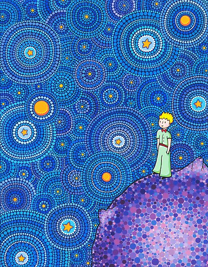 The Cosmic Little Prince by Elspeth McLean