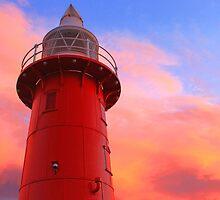 North Mole Lighthouse by jamie mackie