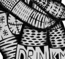 Drink Me Sticker