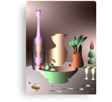 Magic items Canvas Print