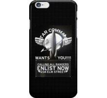 Star Command iPhone Case/Skin