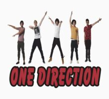 ONE DIRECTION by starone