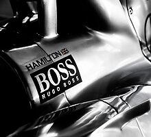 Hamilton the Boss by William Rottenburg