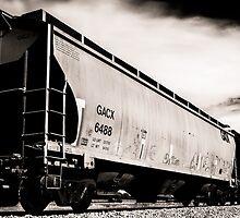 Grain Train by William Rottenburg