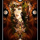 Autumn Goddess by xgdesignsnyc