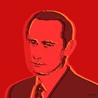 Custom pop art - Putin by minjean