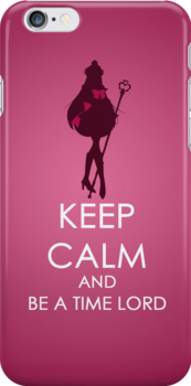Keep Calm - Sailor Pluto Iphone Case 2 by SimplySM