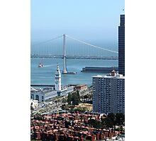 Bay Bridge Photographic Print