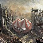 Zombie Circus by Steven  Austin