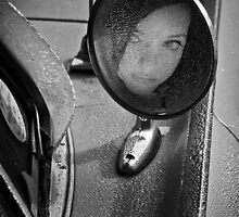 Look at life through the windshield, not the rear-view mirror by Michelle  Morris